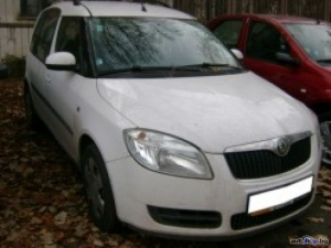 Skoda Roomster Style 1.4 TDI-PD
