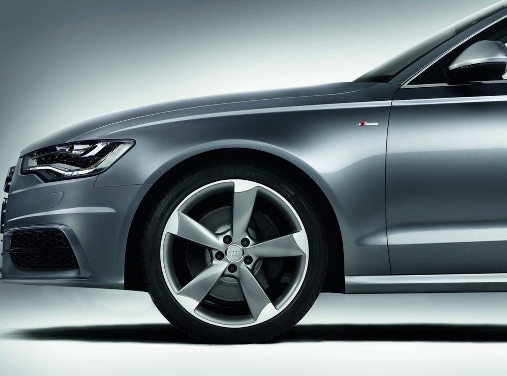 Снимки: Разкриха преждевременно новото Audi A6