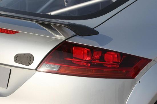 Снимки: Audi се впуска в GT4 шампионата с TT RS