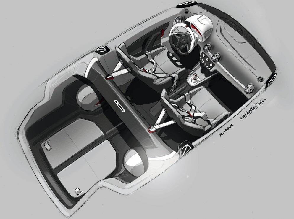 """Снимки: Най-малкият """"огнедишащ"""" звяр на Audi е A1 clubsport quattro с 503 к.с."""