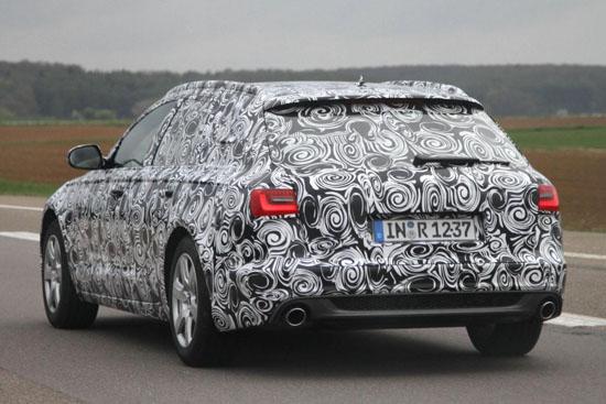 Снимки: Броени часове до премиерата на новото Audi A6 Avant
