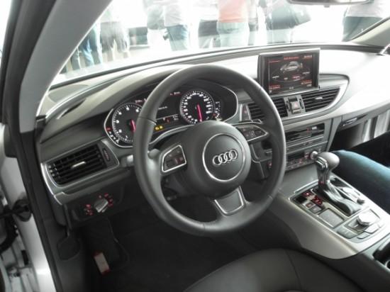 Снимки: Премиера в България: Audi A7 Sportback