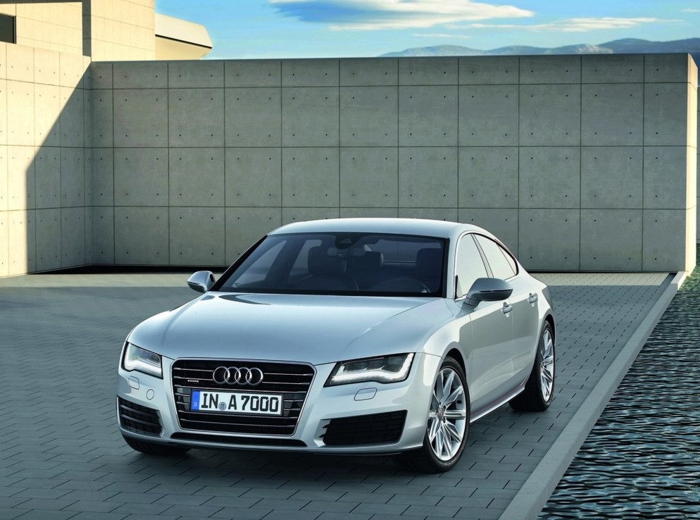 Снимки: В Мюнхен дебютира елегантния Audi A7 Sportback