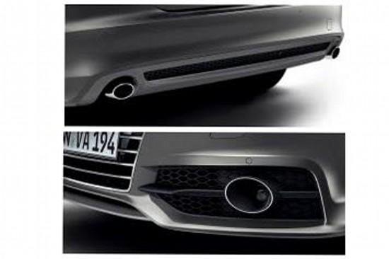 Снимки: Audi срещна A7 Sportback с пакета S-Line