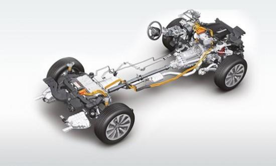 """Снимки: Ето го и """"зеленият"""" Audi Q5 Hybrid"""