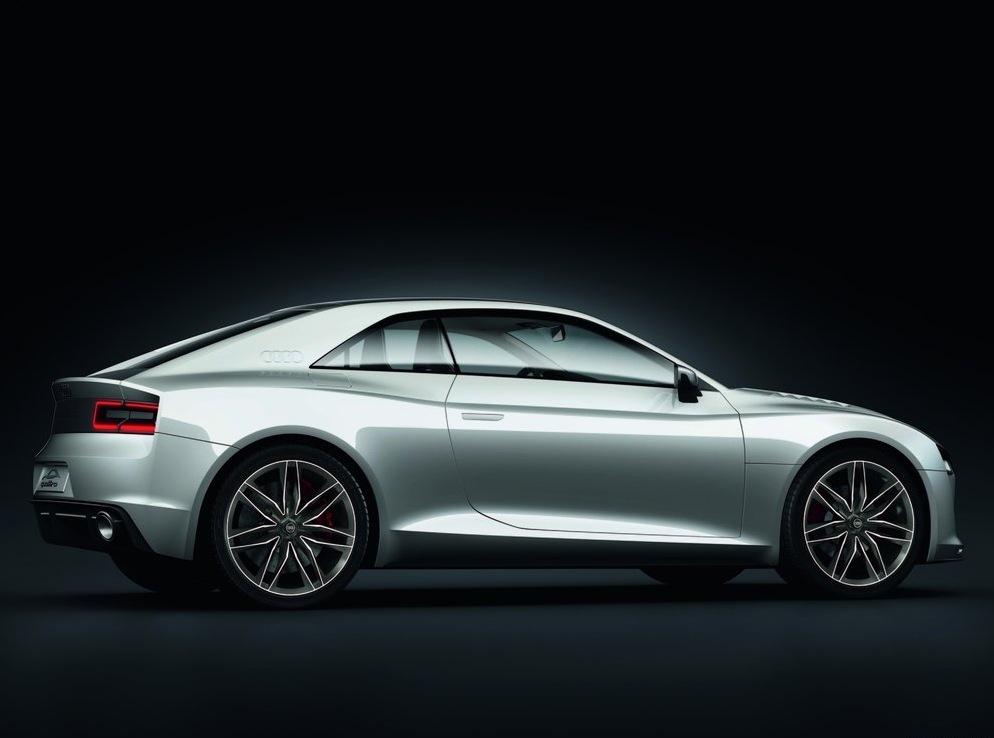 Снимки: Audi има амбицията да изкара сериен Quattro