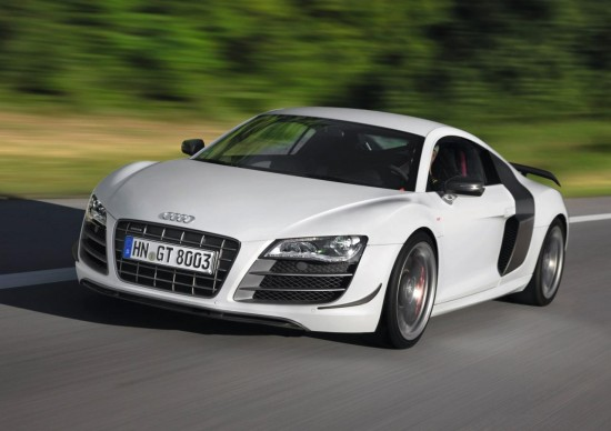 Снимки: Audi R8 GT разказа абсолютно всичко за себе си