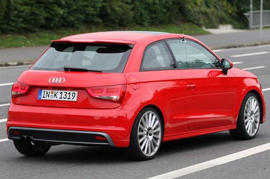 Снимки: Audi S1: без quattro, но висока динамика