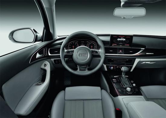 Снимки: В детайли: Премиум седана Audi A6