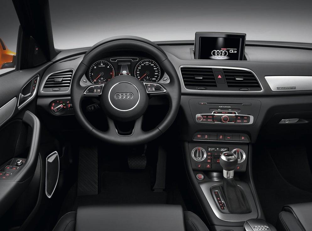 Снимки: Audi представи Q3, което е най-спортното е класа