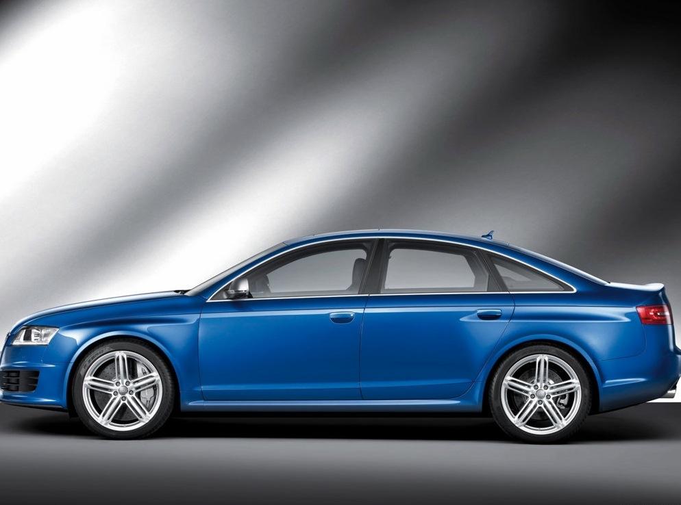 Снимки: Новото Audi RS6 идва през 2012-а