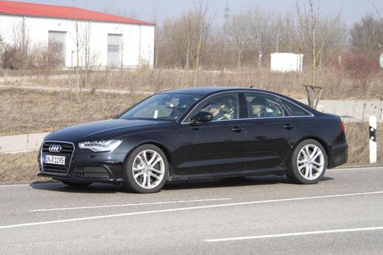 Снимки: Заснеха новото Audi S6 без никаква маскировка