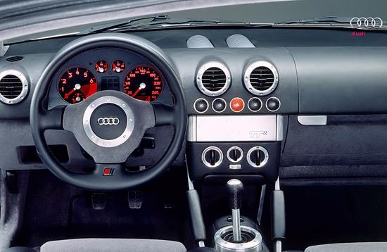 1995 Audi Tts Concept. 1995 Audi Tt Coupe Concept