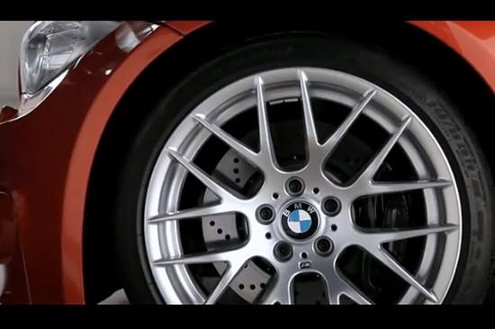 """Снимки: BMW изкара и тийзър видео на """"невъздържания"""" 1M Coupe"""