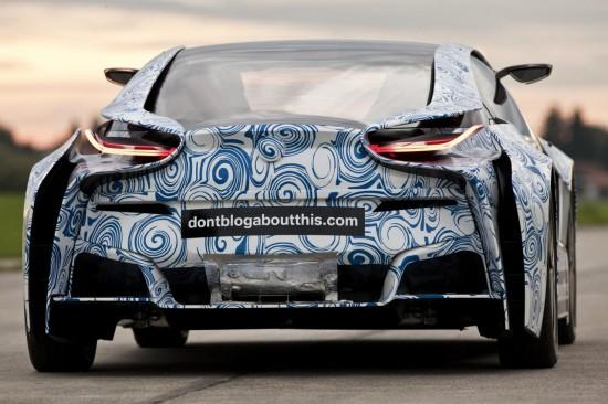 Снимки: BMW убедително заявява, че през 2013 г. идва суперспортист