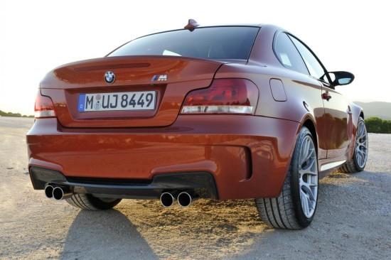 Снимки: Творението на Джон Сибал ще стане реалност – BMW 1M Coupe CSL