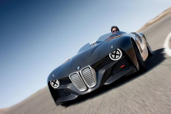 Снимки: BMW разкри 328 Hommage във Вила д'Есте