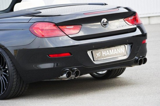 Снимки: Последния тунингован автомобил от Ричард Хаман е 6-а Серия Кабриолет
