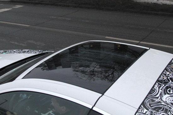 Снимки: Новото BMW 6-а Серия Купе щяло да има стъклен панорамен покрив . . .