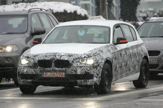 Снимки: BMW подготвя четири премиери за Франкфурт