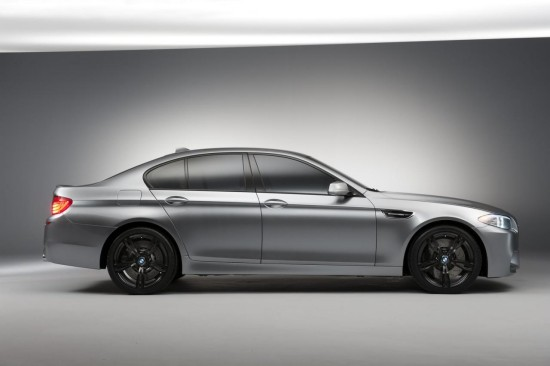 Снимки: Идея как може да изглежда комбито на новото BMW M5 . . .