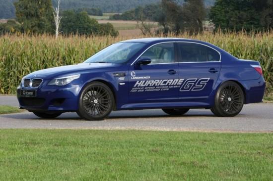 Снимки: G-POWER M5 HURRICANE GS постави рекорд за кола с газова уредба
