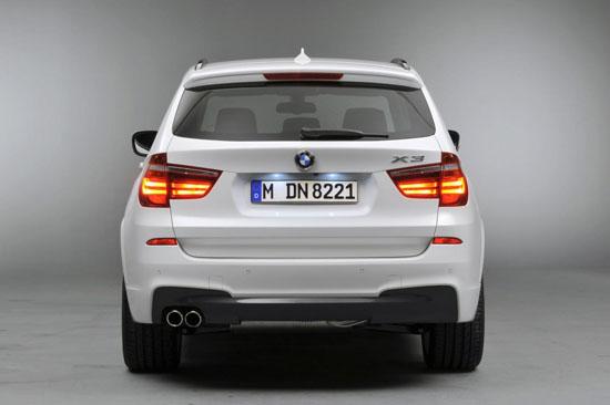 Снимки: BMW ще дебютира X3 M-Sports в Детройт