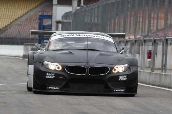 Снимки: Ето го и обновеният BMW Z4 GT3