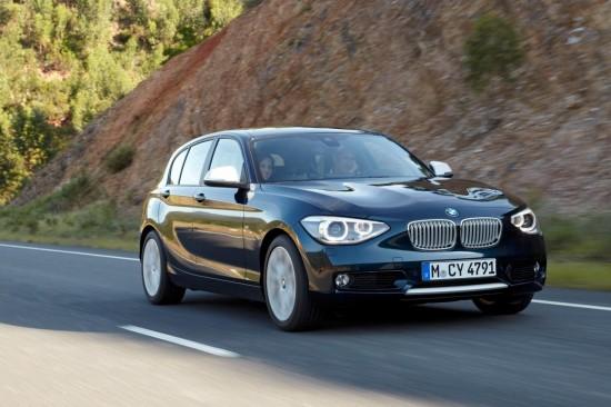 Снимки: Фотошоп? Не. BMW официално разкри новата 1-а Серия
