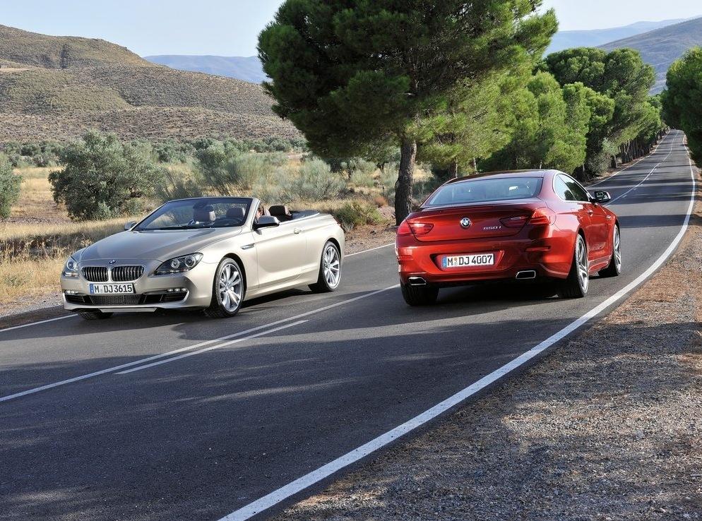 Снимки: Тримуф в класа: новото BMW 650i Coupe
