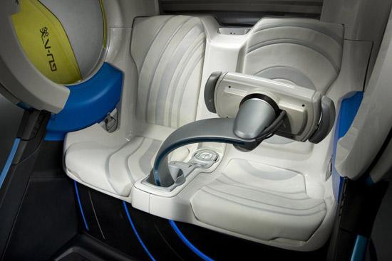 Снимки: Електрически концепткар на GM ще дебютира в Шанхай