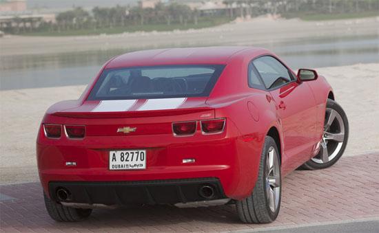 Снимки: Истината за мощността на Chevrolet Camaro V6