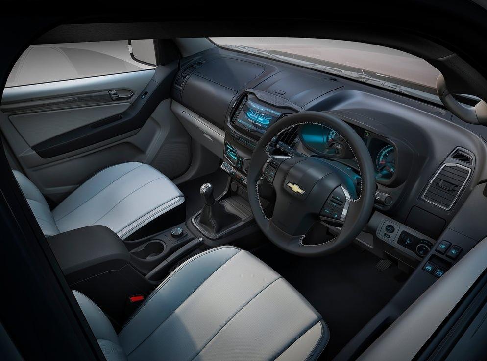 Снимки: Chevrolet представи концепта Colorado