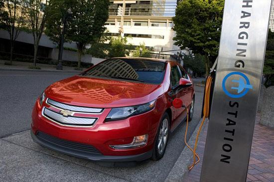 Снимки: Пазара на Китай очаква Chevy Volt