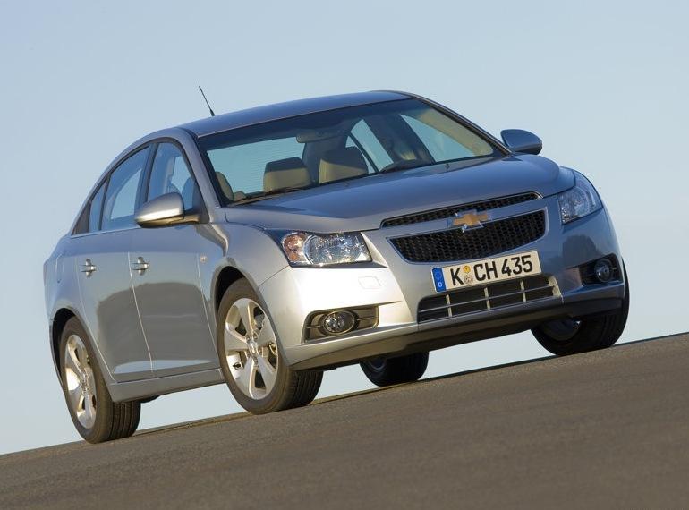 Снимки: Chevrolet съобщи цената на Cruze