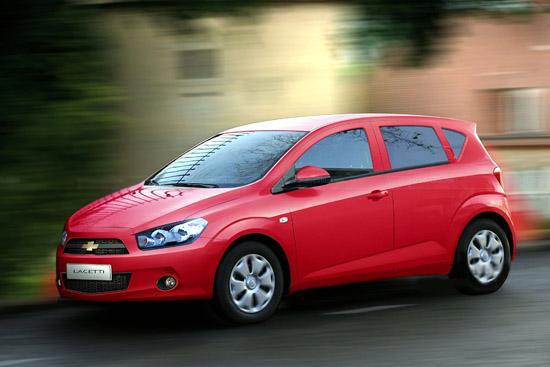 Снимки: През 2011 ще видим новото поколение Chevrolet Lacetti