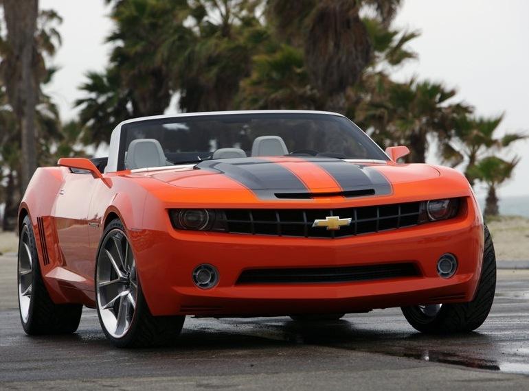 Снимки: Официално: Chevrolet ще прави и открито Camaro