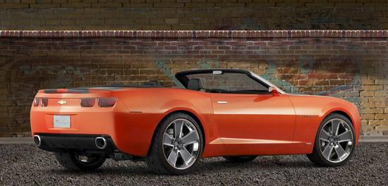 Снимки: Скоро ще видим и Camaro Convertible