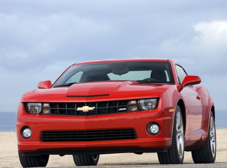 Снимки: Chevrolet Camaro пристига и в Европа