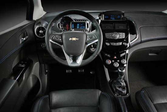 Снимки: Злобния Chevrolet Aveo RS ще се покаже отново