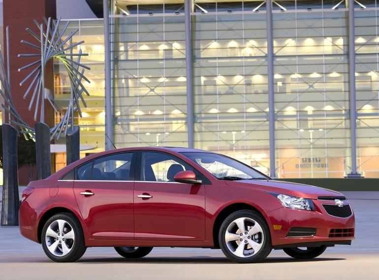 Снимки: Chevrolet Cruze ще стъпи и на пазара в САЩ