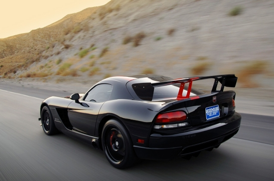 Снимки: Saleen планира да купи Dodge Viper от Chrysler