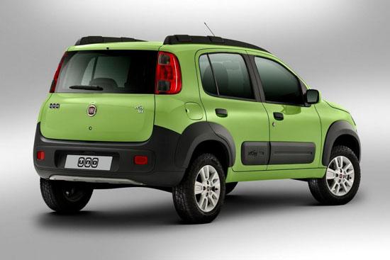 Снимки: През 2012 г. ще се появи новият Fiat Uno