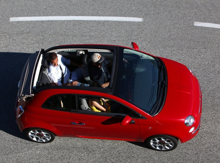 Снимки: FIAT 500 поставя рекорд по продажби