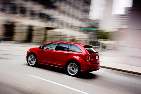 Ford Edge 2011. 2011 FORD Edge