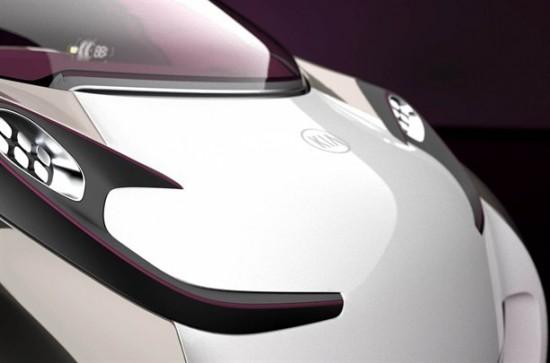 Снимки: Kia атакува Toyota iQ с Pop (засега концепт)