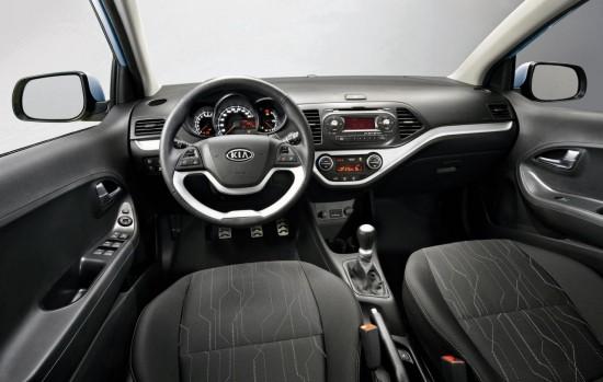 Снимки: Двигателите при новия Kia Picanto