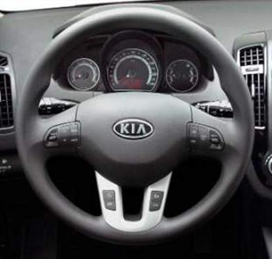 Снимки: Kia свали маскировката от Ceed