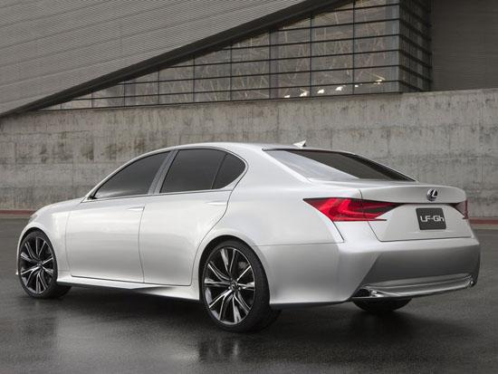 Снимки: Lexus представиха концептуалния LF-Ch