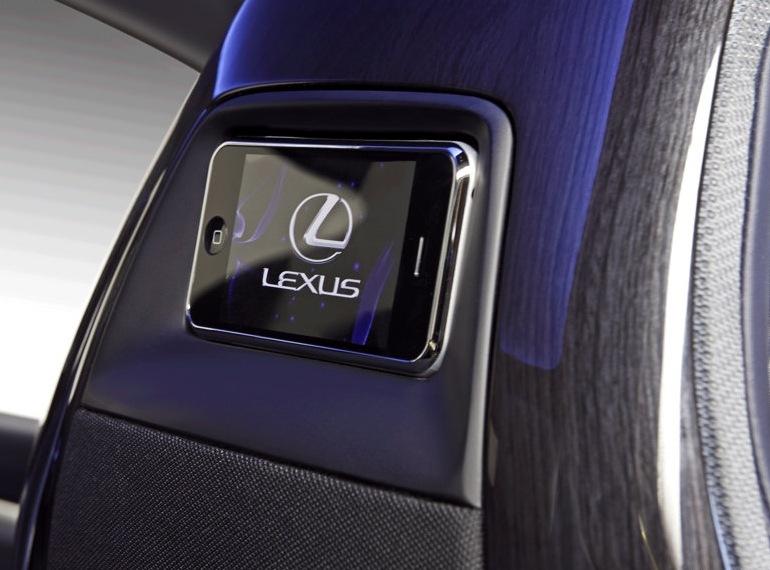 Снимки: Lexus зарибява по новият концепт